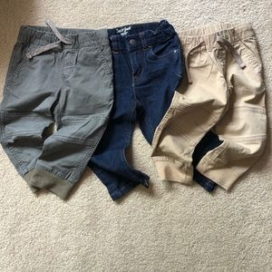 Cat & Jack pants  bundle!